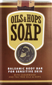 OILS&HOPS BALSAMIC SOAP